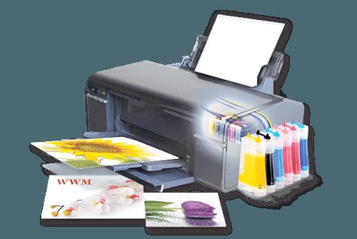 Настройка принтеров и факсов в Жигулевске